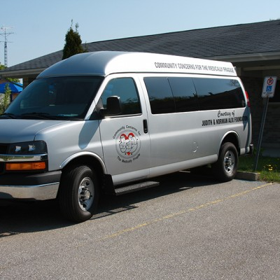 Community Concerns for the Medically Fragile - New Van